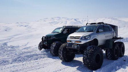 mutnovka ATV